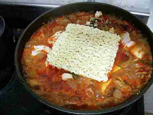 2485298675 28d0a85c491 As American as Budae Jjigae