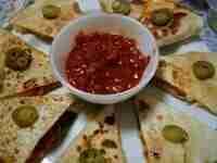 IMGP4432 7910091 Kimchi Quesadillas