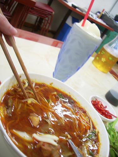 2600102301 7e9b0b0552 Fatman and Seoul Eats in Ansan Asia Town