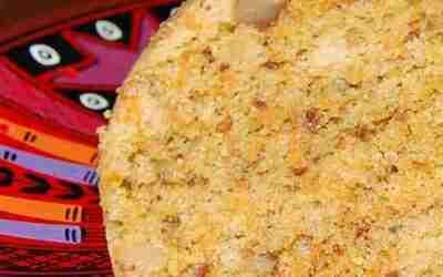 Rice Cooker Series – Carrot Cake