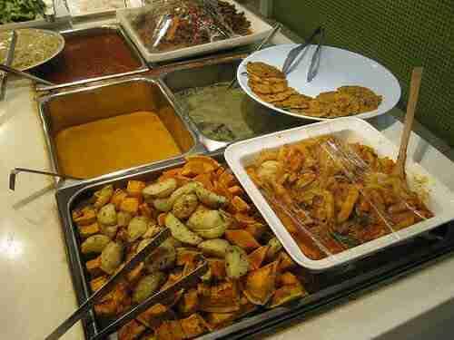 New Start Vegetarian Restaurant 뉴스타트 채식 레스토랑