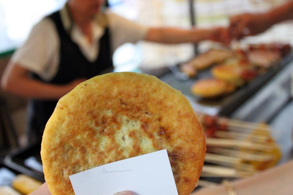 Street Food: The Famous Insa-dong HoDdeok | ZenKimchiHoddeok