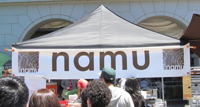 Namu sign