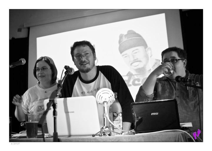 Live SeoulPodcast