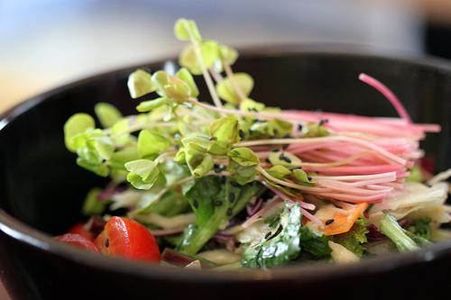 Baru - Summer salad