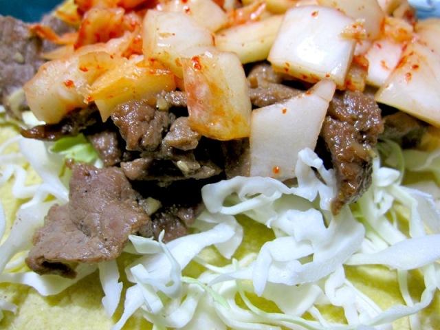 Kogi style Taco