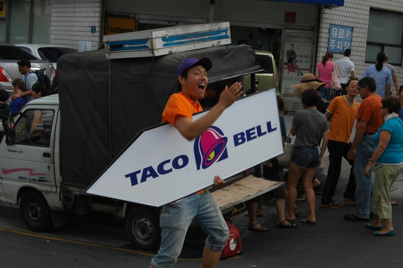 Taco Bell dude