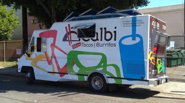 Calbi Taco Truck