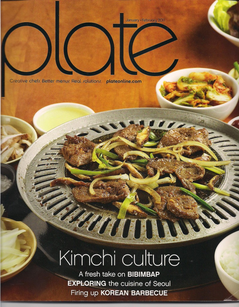 Joemag1 cover 798x10241 ZenKimchi in All Korean Issue of Plate Magazine
