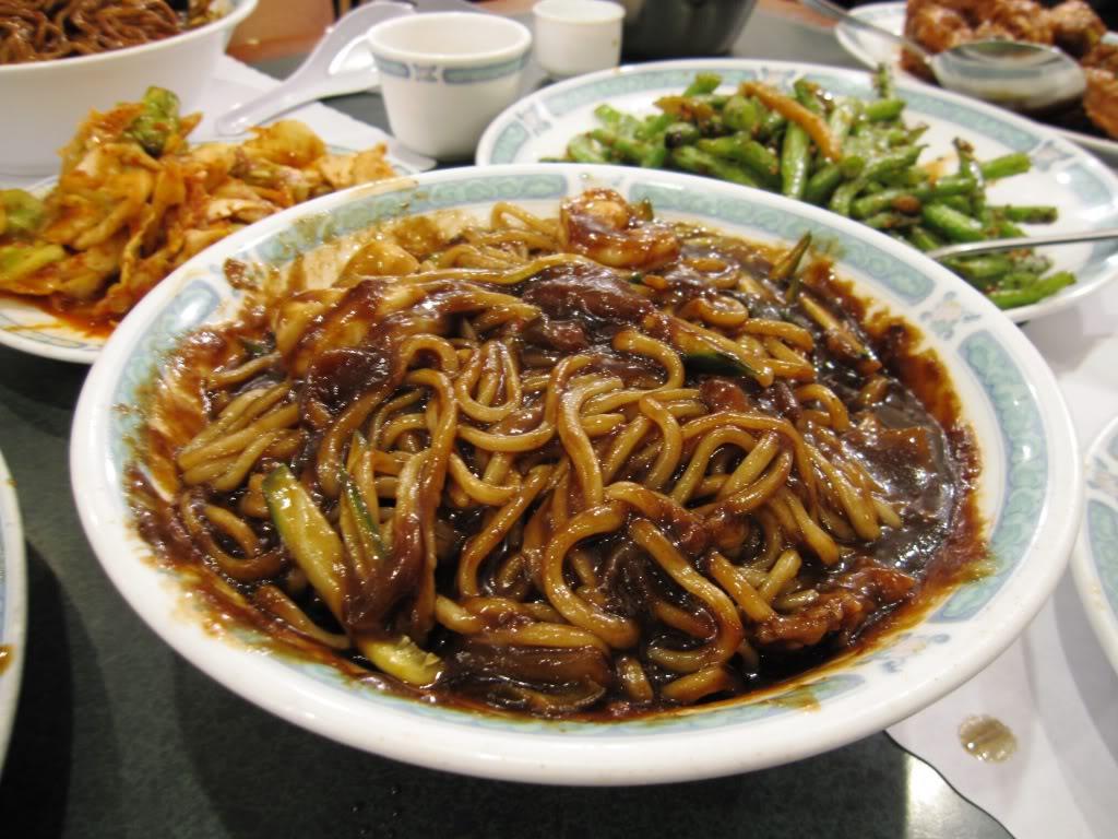San Tung's jajangmyun