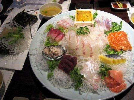Wa! Ssada dinner