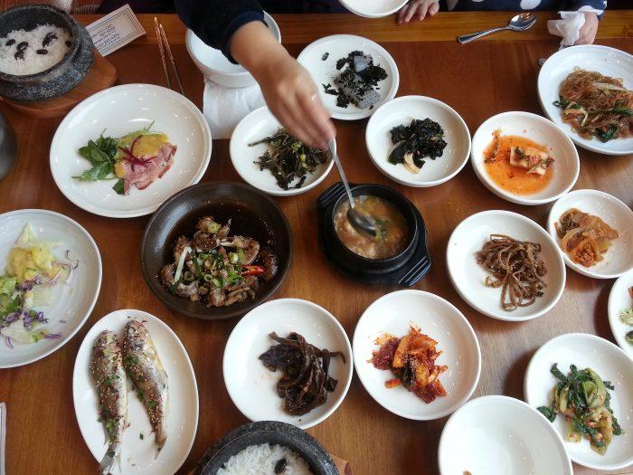 Seoul Food Guide: Korean food