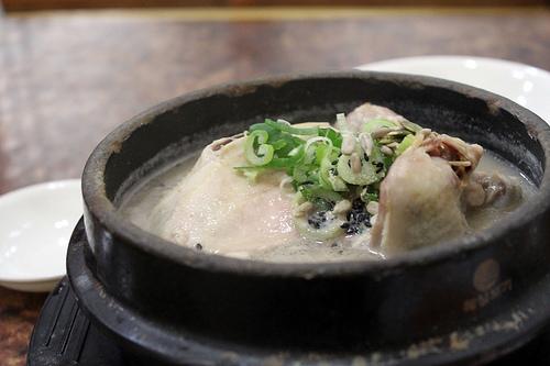 Seoul Food Guide: Samgyetang