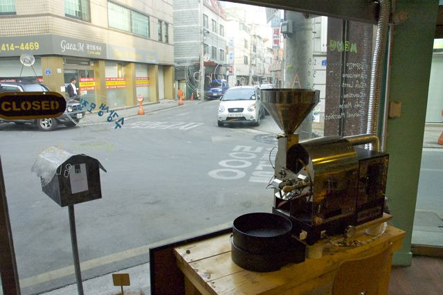 Part3b1 Survival Guide to Korean Coffee Part III: On Roasts