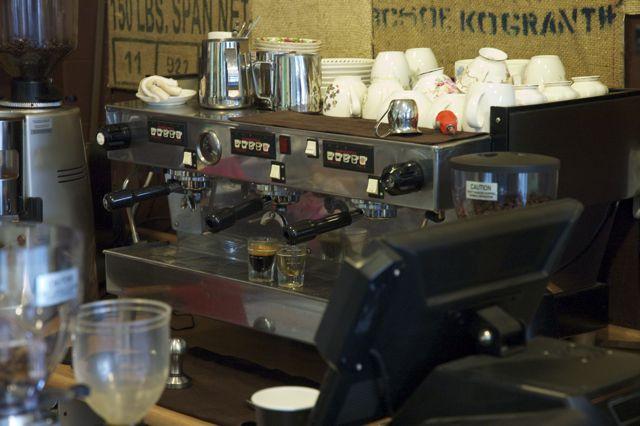 part2b1 Survival Guide to Korean Coffee Part II: No 'x' in Espresso