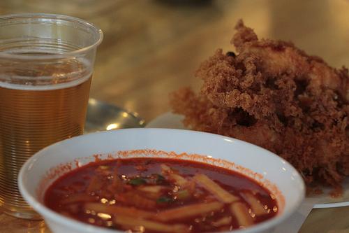 Seoul Food Guide: Hongdae