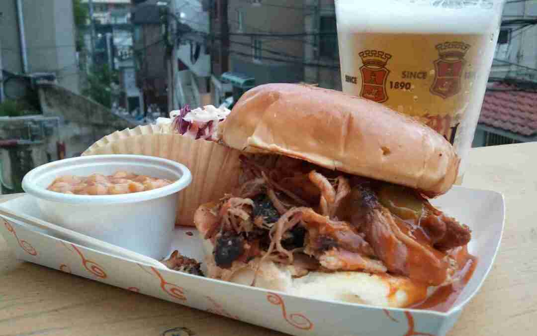 Food Story: Linus' 'Bama BBQ–Back in the day