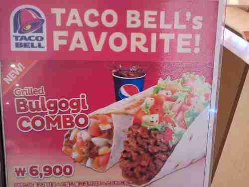 8385105783 05fb1138c222 Taco Bell's Grilled Bulgogi Taco and Burrito