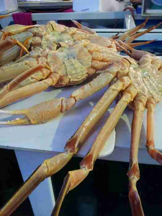 2012102817215622 A Day in King Crab Vegas