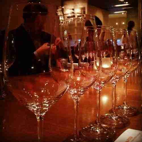 8228628053 278dfe921921 Wine Dinner with Matt Kramer of Wine Spectator
