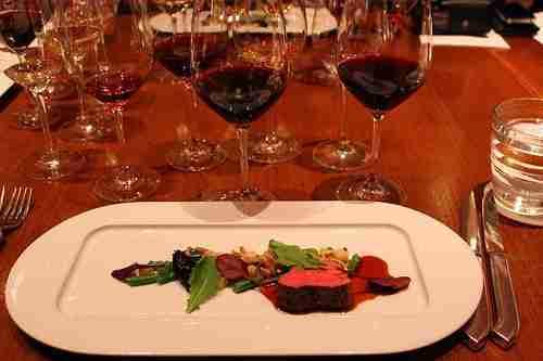 8277745897 33f76cf9b411 Wine Dinner with Matt Kramer of Wine Spectator