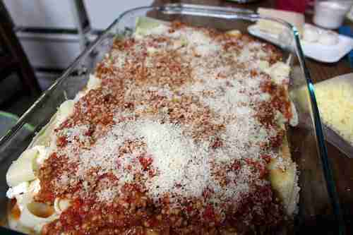 8439356541 111d872f2c11 Korean Kitchen Hacking: Lasagna almost totally from scratch