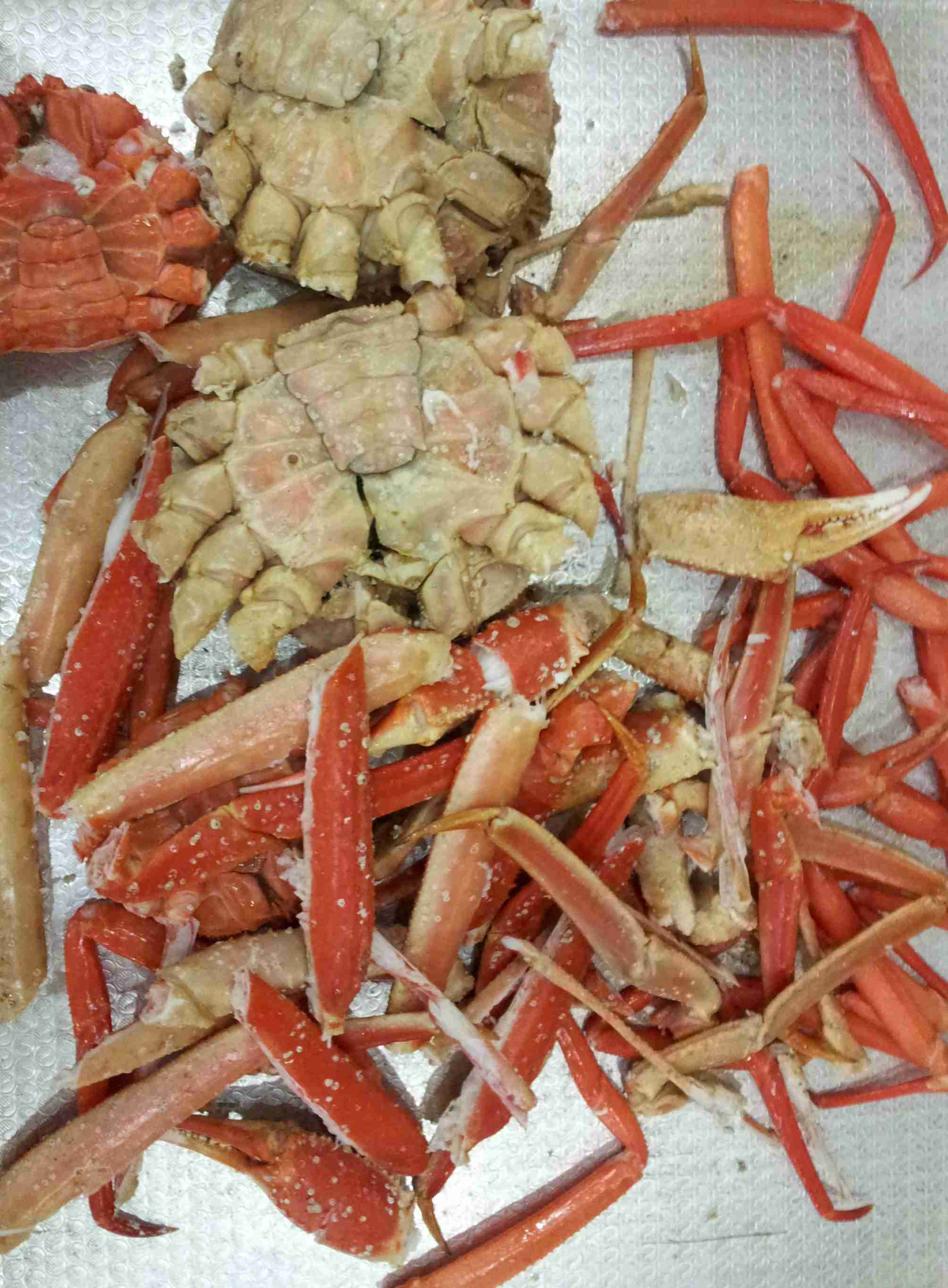crab222 A Day in King Crab Vegas
