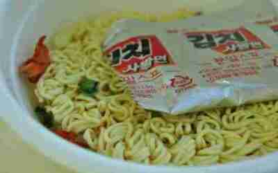 Ramyeon for One
