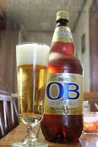 Andrew Salmon's take on beer in Korea