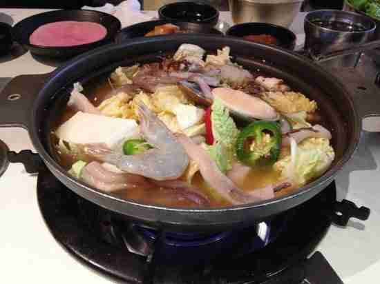 Palsaik Seafood Soup