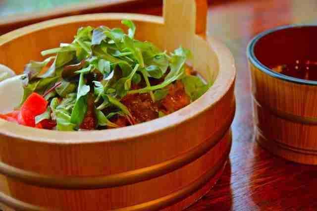 CurrybentoatKokoroinBukchoninSeoul withsoup zpsef37a33f1 Review: Kokoro Bento, Bukchon Village, Seoul