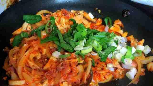 DSC065531 Korean Style Arrabbiata Sauce