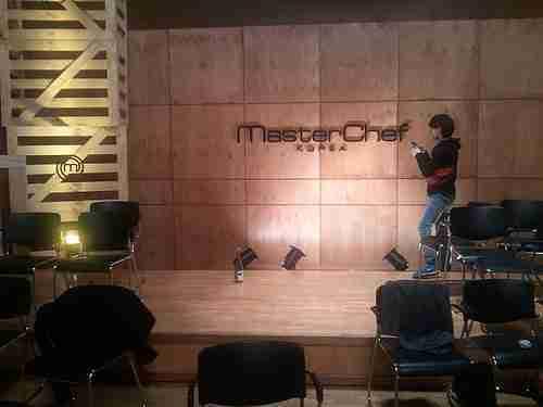 MC21 My Experience with MasterChef Korea