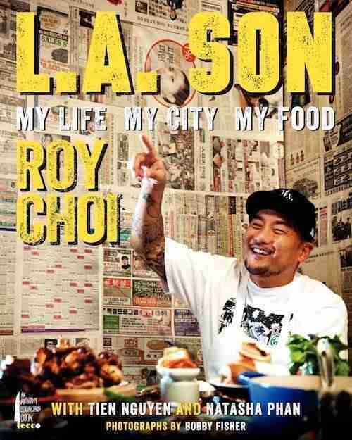 Roy Choi's coverart biography