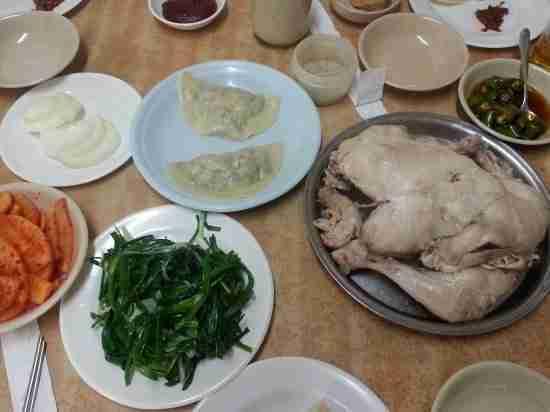 Seoul Food Guide: North Korean cuisine