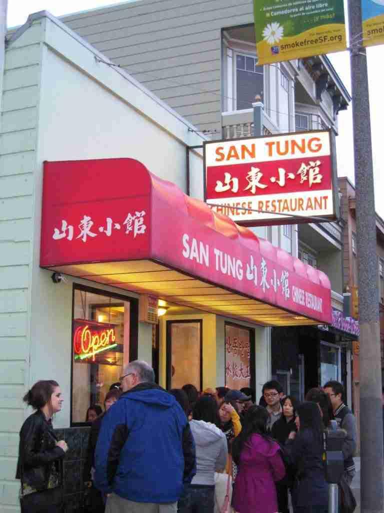 San Tung Chinese Restaurant – San Francisco Bay Area
