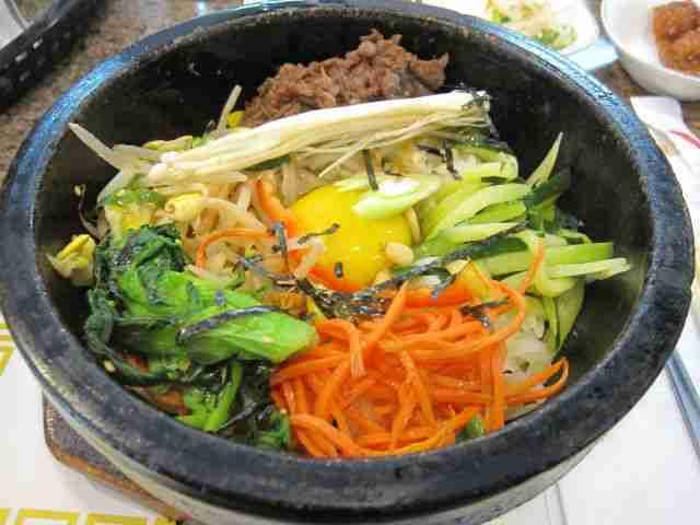 Restaurant: Korean BBQ Plus!, Concord, Calif.