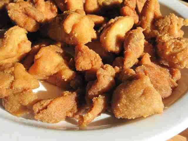 Korean Fried Chicken Nuggets