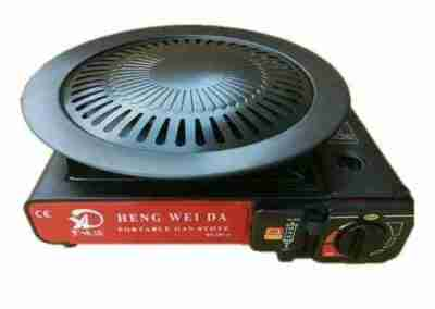 BBQ Party Grill Pan