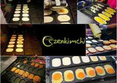 Egg Bread Street Food Machine