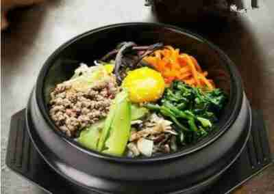 Dolsot Earthenware Bowl