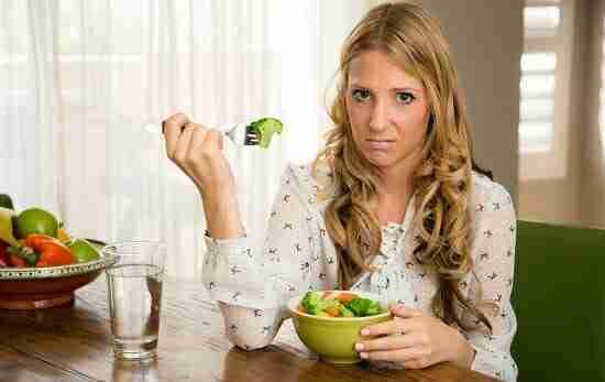 Sad salad