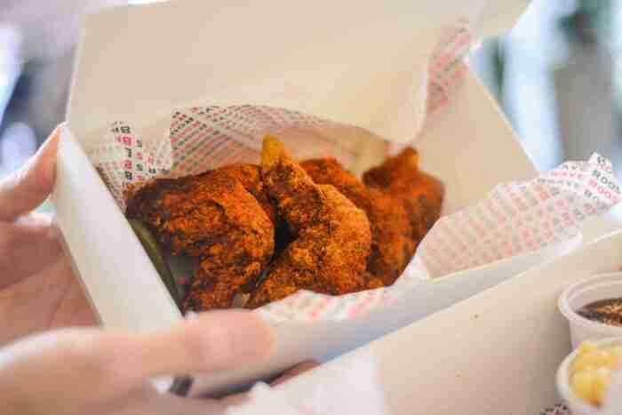 Brave Rooster's Nashville Hot Chicken