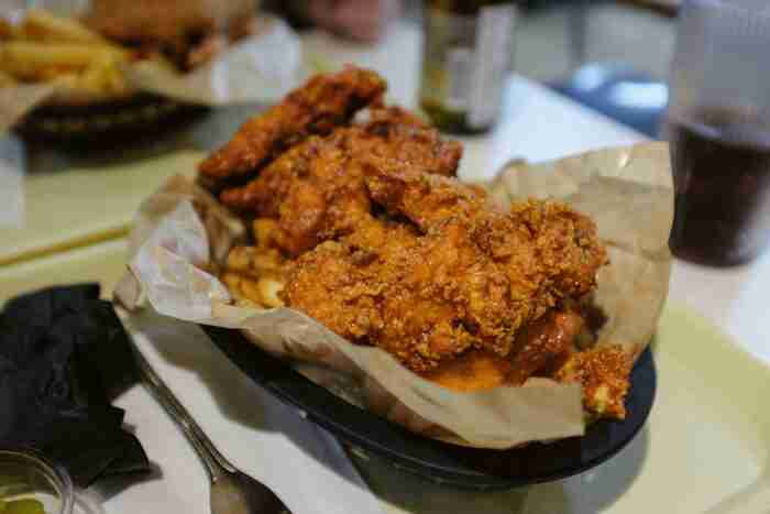 Rocka Doodle Nashville Hot Chicken